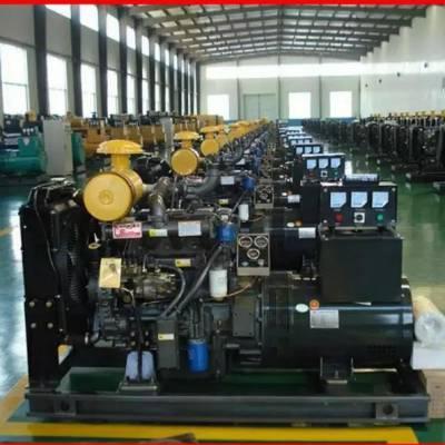潍柴股份200千瓦KW300KW柴油发电机 大型永磁发电机组 直销水冷