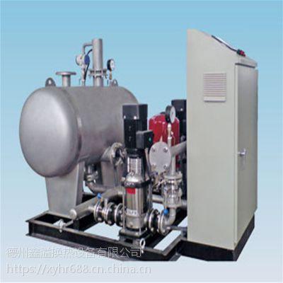 鑫溢 小区专用变频无负压供水设备 智能调速无负压变频供水设备 配件