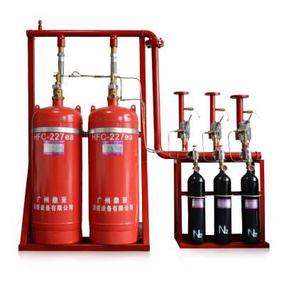 白银市气体灭火系统厂家有管网柜式悬挂式七氟丙烷 气溶胶灭火器厂家价格