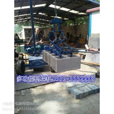 水泥砖吊砖机设备厂家售价