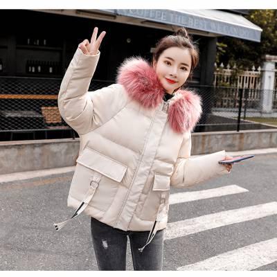 地摊中年新款女式棉服批发厂家直销长款加厚棉衣安徽滁州哪里库存女装棉服批发