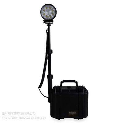 OBS135B箱式LED防爆强光工作灯 便携式移动照明系统 移动升降灯