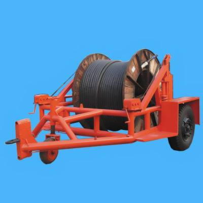 3-10吨电力施工放线车 电缆放线牵引车洪鑫厂家价格