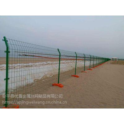 优盾钢丝护栏网 浸塑双边丝 框架护栏网 江西防抛网 防护网