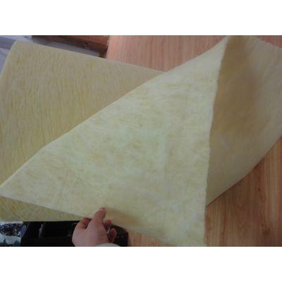 代理进口F8中效玻纤棉隔热耐高温降噪保温棉空压机防火防静电空气过滤棉