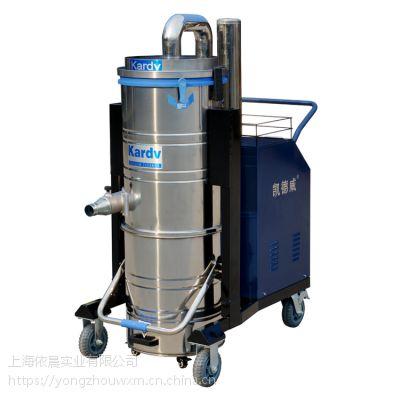 浙江工业用吸尘器生产厂家,凯德威大功率工业吸尘器DL-4010