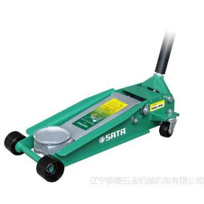 世达工具重型卧式低位液压千斤顶