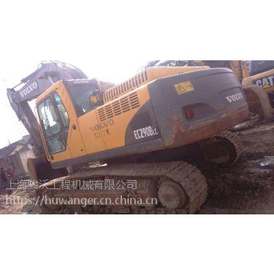 贵州二手沃尔沃290挖机质保二年 上海沪旺二手市场 骏沃二手挖机市场