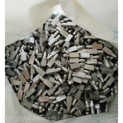 天波厂家供应不锈钢304弹簧定位销 不锈钢弹簧销 幕墙铝型材配套插销