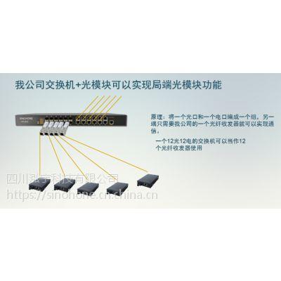 四川PTN远端交换机环网的特点