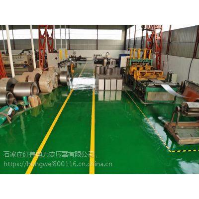 石家庄红伟电力厂家直销s11-80KVA油浸式变压器35/0.4全铜
