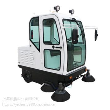 全自动扫地机清扫车物业小区电动工业多功能驾驶式吸尘扫地机器人