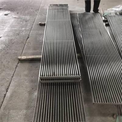 耀恒 污水坑盖板 污水池不锈钢钢格板厂家定做