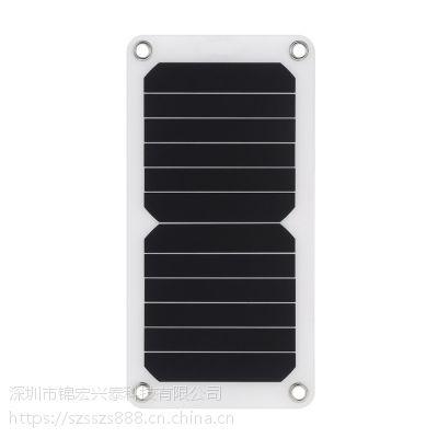 JHXT6W层压太阳能充电板 户外高效便携式太阳能充电器