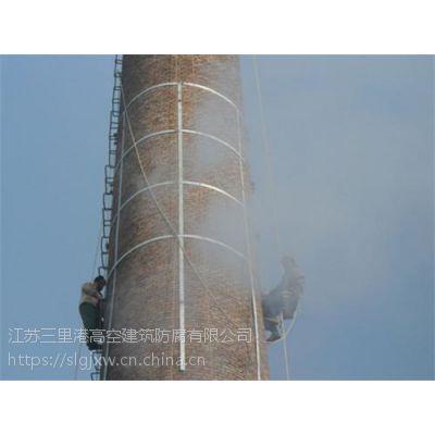 砖结构烟囱倾斜拆除恢复施工-技术领先、品质保证