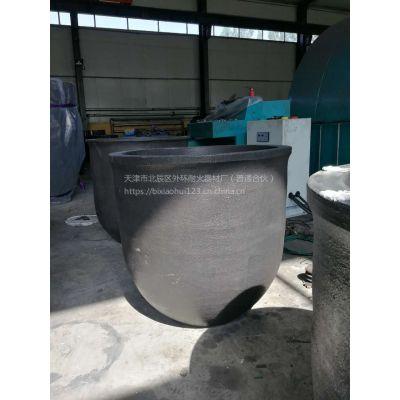 焦炭加热碳化硅坩埚、碳化硅坩埚特性