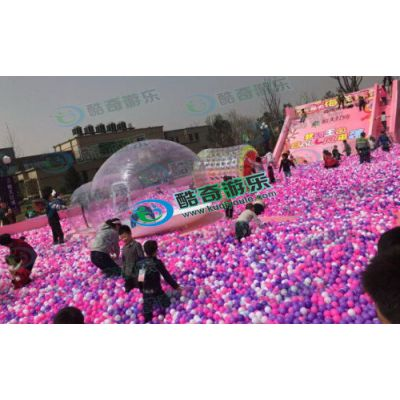淘气堡/百万海洋球淘气堡儿童游乐设备