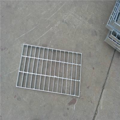 重庆踏步板 踏步板a2 钢格栅板理论重量