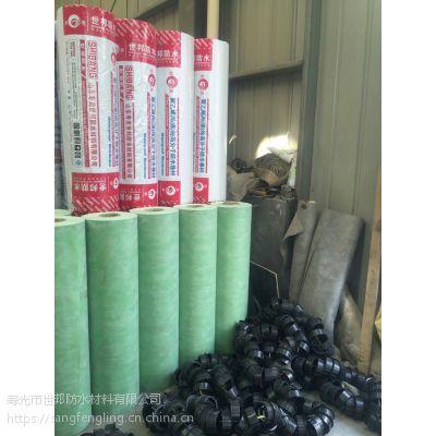 厂家供应0.6高分子聚乙烯涤纶防水卷材
