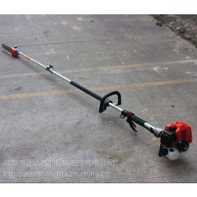 树枝修剪机 两冲程汽油高杆锯 三合一园林修剪机