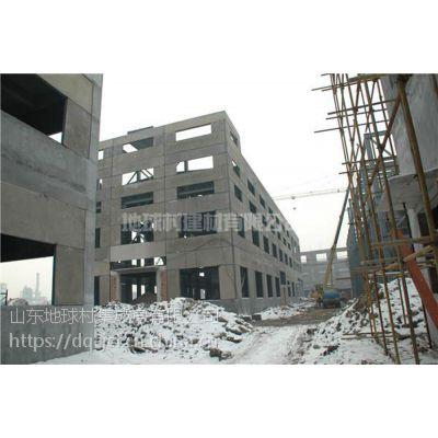 大型仓储专用轻钢龙骨楼板老建筑节能改造