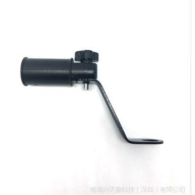 新二代手机支架摩托车支架转接架 手把固定转接头 后视镜转接支架
