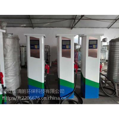 挂式小型尿素液加注系统双开门可防尘防锈操作简单汇河研发