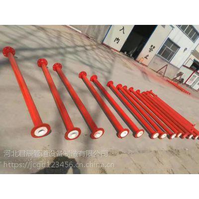 山东耐酸碱衬塑钢管 衬塑变径管厂家直销