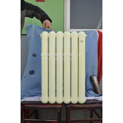 钢二柱散热器SCGGZT2-0.9/17-1.0定做