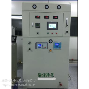 瑞泽一键启动式QYC系列氢气纯化设备
