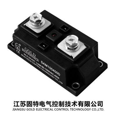 【美国固特旗舰店】单相固态继电器 SAM100300DL 适用于制鞋机行业、新能源设备