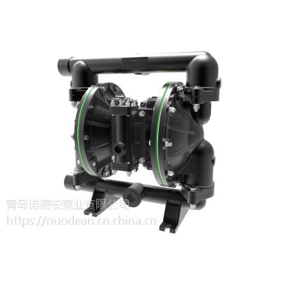 """DP11-40B 1-1/2""""金属型气动双隔膜泵"""
