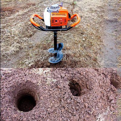 后悬挂式挖坑机 道路两侧种植打坑机 大型立柱挖坑机批发