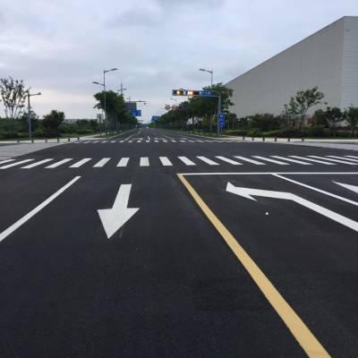 南京道路划线-涂底料(下涂料)