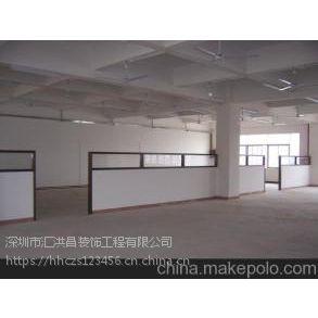 深圳龙华新区厂房装饰公司排名,装修拆墙水电安装隔墙砌墙天花吊顶