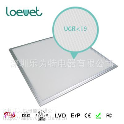 UGR<19 面板灯600x600 低眩光值不刺眼 视觉舒适 Loevet