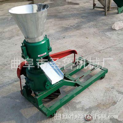 供应SL-200型饲料颗粒机 圣鲁牌养殖用饲料制粒机