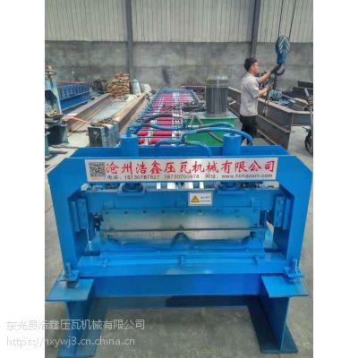 河北浩鑫压瓦机厂家直销760型角驰压瓦机