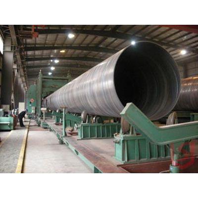 近期Q345螺旋管价格 实力螺旋钢管厂家盛仕达