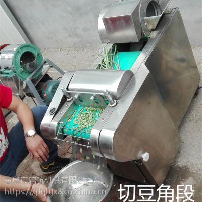 启航高速服务区厨房用切菜机价格 湖南省莲藕切片 火腿肠切丁