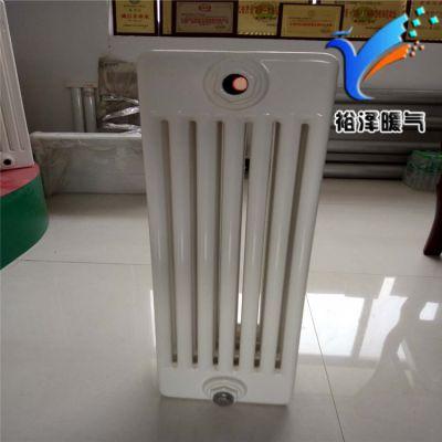 钢七柱散热器低碳钢制暖气片家用暖气钢制散热器