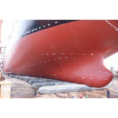 工厂专业生产上下水气囊,船用上下水 天然橡胶为原料 质优价廉