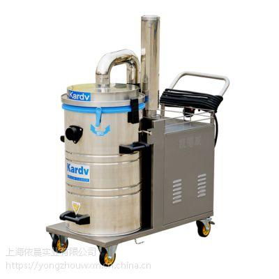 干湿两用工业吸尘器 ,凯德威大功率380V工业吸尘器DL-2280B