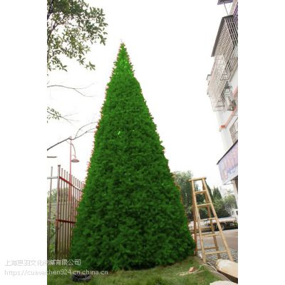 大型圣诞树出售 高端圣诞树生产厂家 圣诞树大量批发
