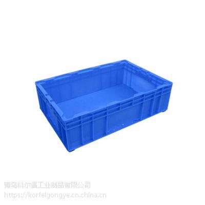 厂家直销KEF-EF箱塑料周转箱物流配送周转箱质优价廉选科尔福