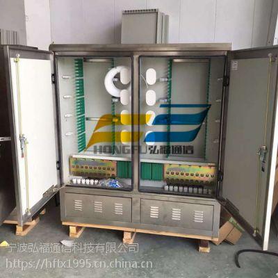 960芯201喷塑不锈钢光缆交接箱箱体材料介绍