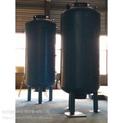 DN500mm 碳钢内衬塑料 机械过滤器