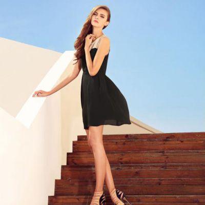 品牌女装 18新款蜂后国际高端品牌 库存女装批发