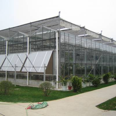 温室大棚电动内外遮阳系统设计安装|温室大棚电动遮阳造价