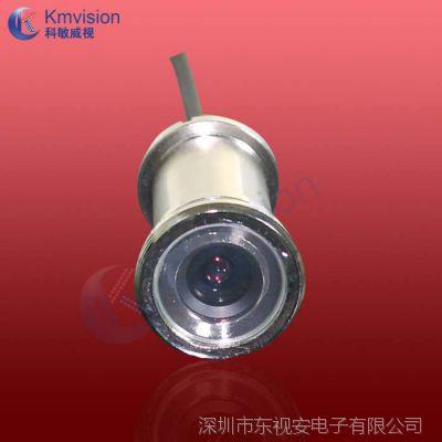 500线模拟高清 彩色可视猫眼监控摄像头 无夜视功能